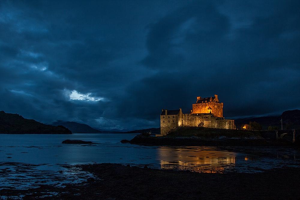 Eilean Donan Castle - Dave McHutchison