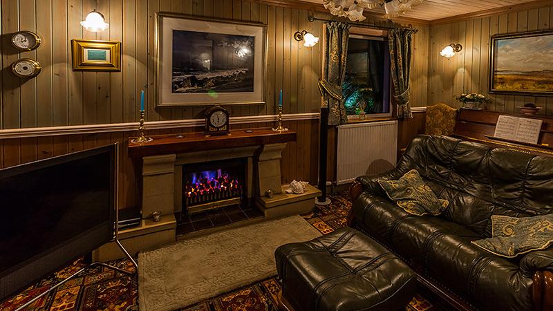 Ptarmigan Skye Lounge