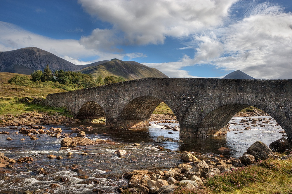 Sligachan Bridge - Dave McHutchison