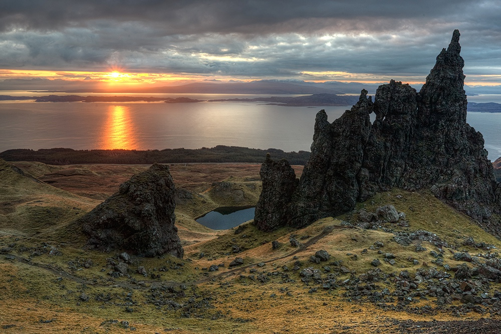 Storr sunrise - Dave McHutchison